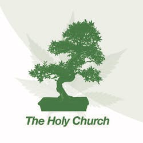 The Holy Church marijuana dispensary menu