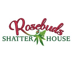 Rosebuds Shatter House marijuana dispensary menu