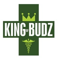 King of Budz marijuana dispensary menu