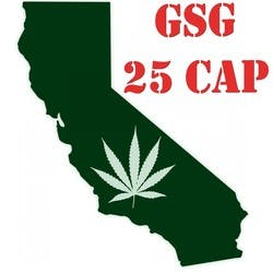GSG  Gold State Greens marijuana dispensary menu