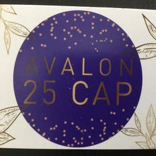 Avalon Medical marijuana dispensary menu