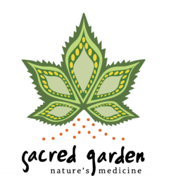 Sacred Garden marijuana dispensary menu