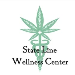 State line Wellness Medical marijuana dispensary menu