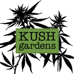 Kush Gardens marijuana dispensary menu