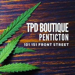 Tpd Boutique marijuana dispensary menu