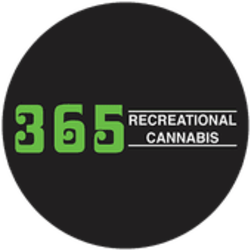 Recreational Cannabis marijuana dispensary menu
