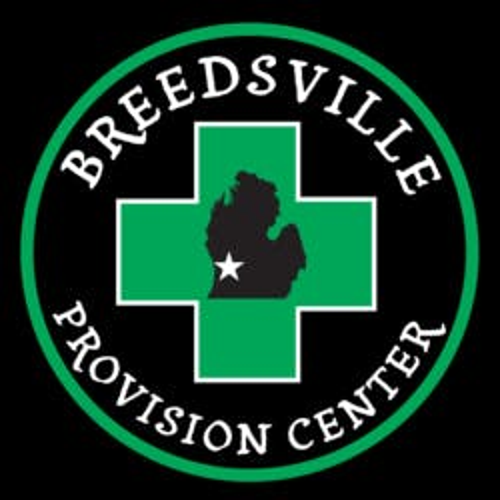 Breedsville Provision Center marijuana dispensary menu