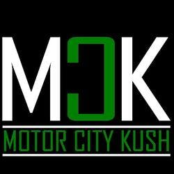 Motor City Kush marijuana dispensary menu