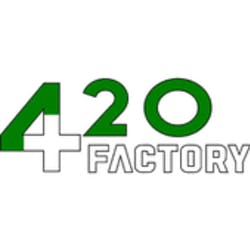 420 Factory marijuana dispensary menu