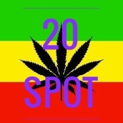 The 20 Spot marijuana dispensary menu
