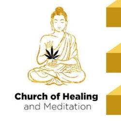 Church OF Healing And Meditation marijuana dispensary menu