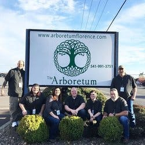 The Arboretum marijuana dispensary menu