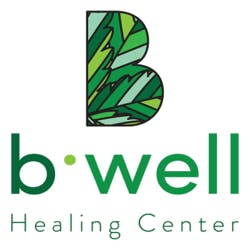 BWell Healing Center marijuana dispensary menu