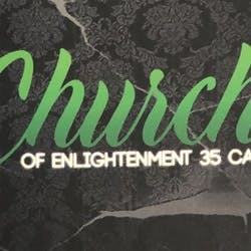 Church of Enlightenment marijuana dispensary menu