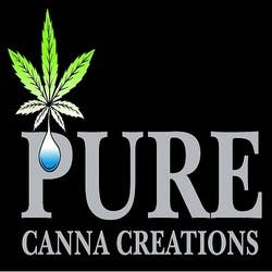Pure Canna Creations marijuana dispensary menu
