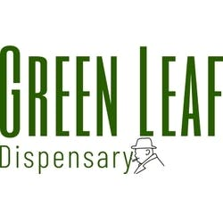 Green Leaf marijuana dispensary menu