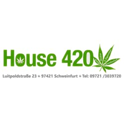 House 420 marijuana dispensary menu