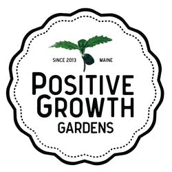 Positive Growth Gardens marijuana dispensary menu