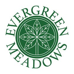 Evergreen Meadows marijuana dispensary menu