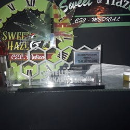 Sweet And Haze marijuana dispensary menu