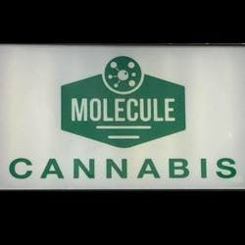 Molecule Cannabis marijuana dispensary menu