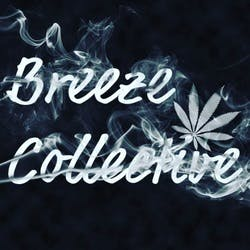 Breeze Collective marijuana dispensary menu