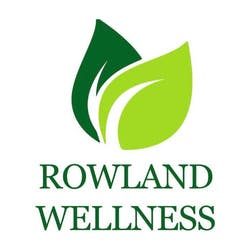 Rowland Wellness marijuana dispensary menu