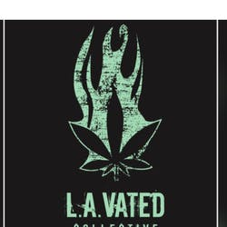 LA Vated Collective marijuana dispensary menu