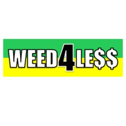 Weed 4 Less marijuana dispensary menu