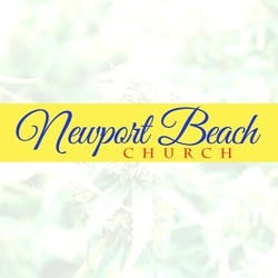Newport Beach Church marijuana dispensary menu