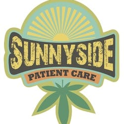 Sunny Side Patient Care marijuana dispensary menu