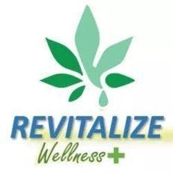 Revitalize Wellness Medical marijuana dispensary menu