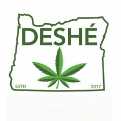 Deshe Eugene marijuana dispensary menu