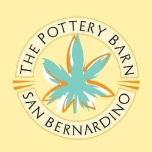 The Pottery Barn marijuana dispensary menu
