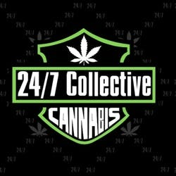 247 Collective marijuana dispensary menu