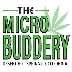 The Micro Buddery marijuana dispensary menu