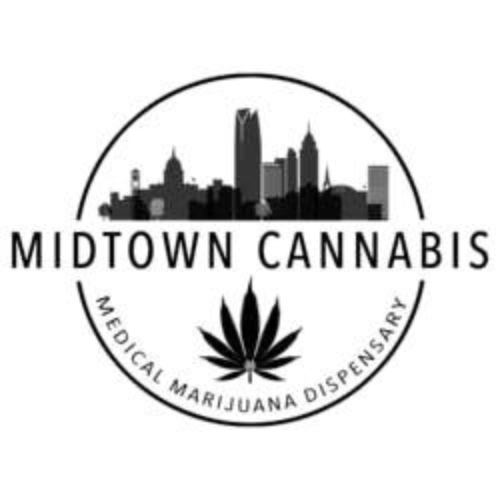 Midtown Cannabis marijuana dispensary menu