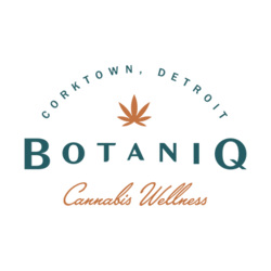 BotaniQ marijuana dispensary menu