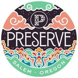 Preserve Oregon marijuana dispensary menu