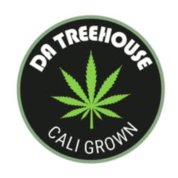 Da Treehouse marijuana dispensary menu