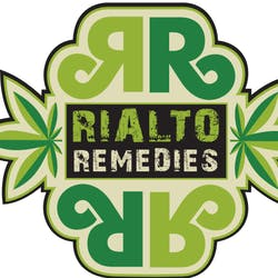 Rialto Remedies Medical marijuana dispensary menu