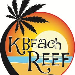 K Beach Reef Recreational marijuana dispensary menu