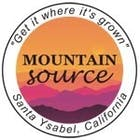 Mountain Source - Santa Ysabel