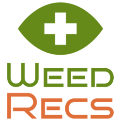 Weed Recs (100% Online)