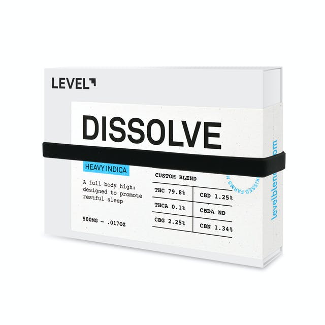 DISSOLVE Cartridge