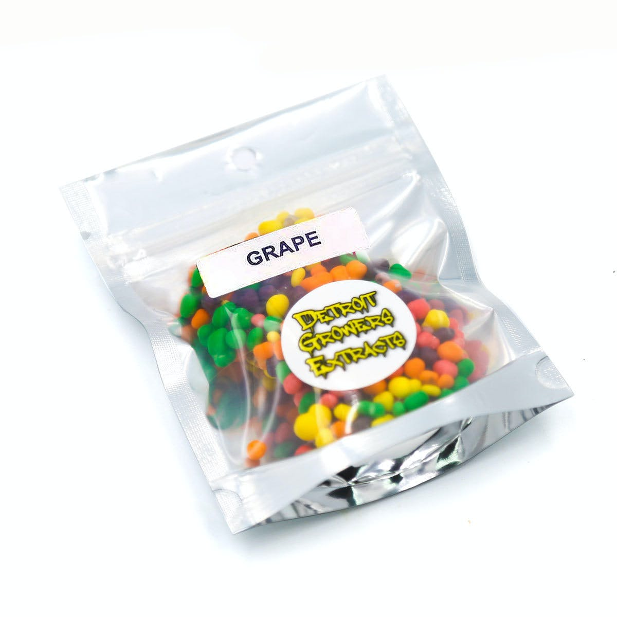 Detroit Growers Extracts Grape Nerds Rope 100mg Reviews Weedmaps