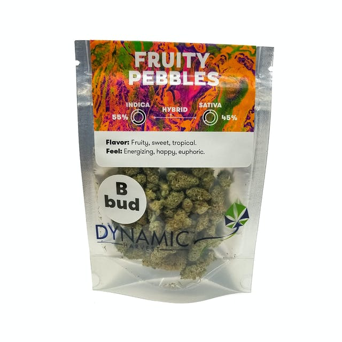 Dynamic Harvest Fruity Pebbles   Weedmaps