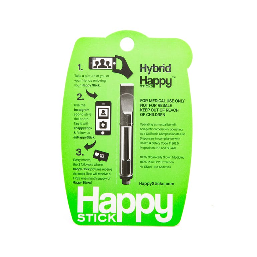 Happy Sticks Wedding Cake Cartridge Weedmaps