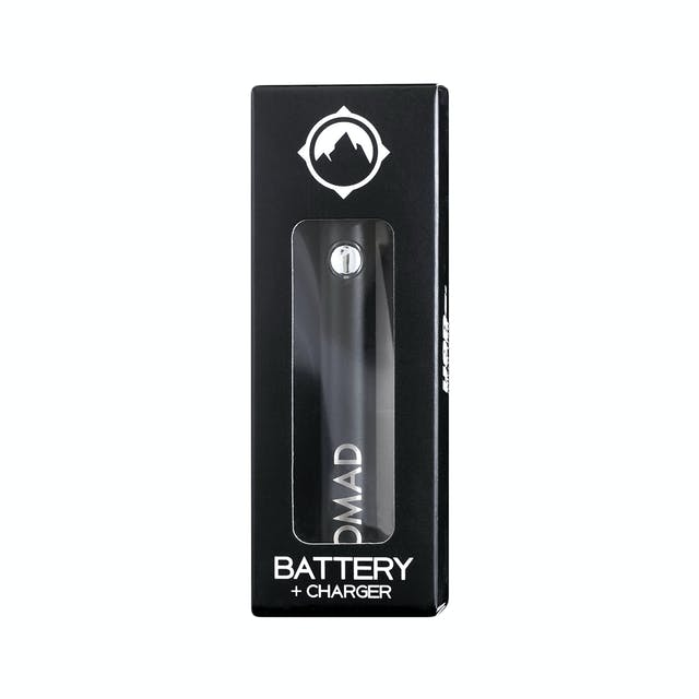 Nomad Extracts Nomad Variable Voltage Lithium Ion Battery