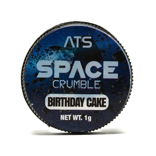 Birthday Cake Space Crumble